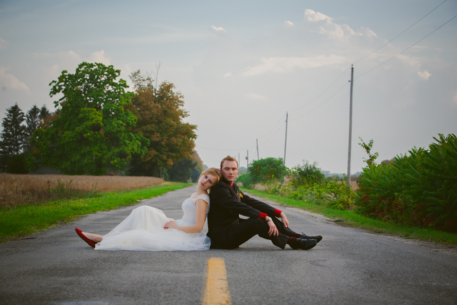 Michigan Wedding Photographer: Zakk and Leah
