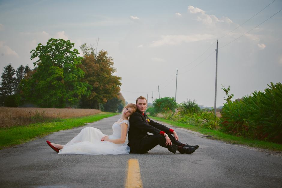 Michigan Wedding Photographer: Zakk and Leah
